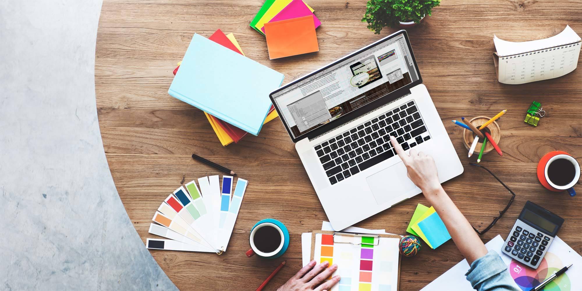 شروع وب و طراحی وب سایت