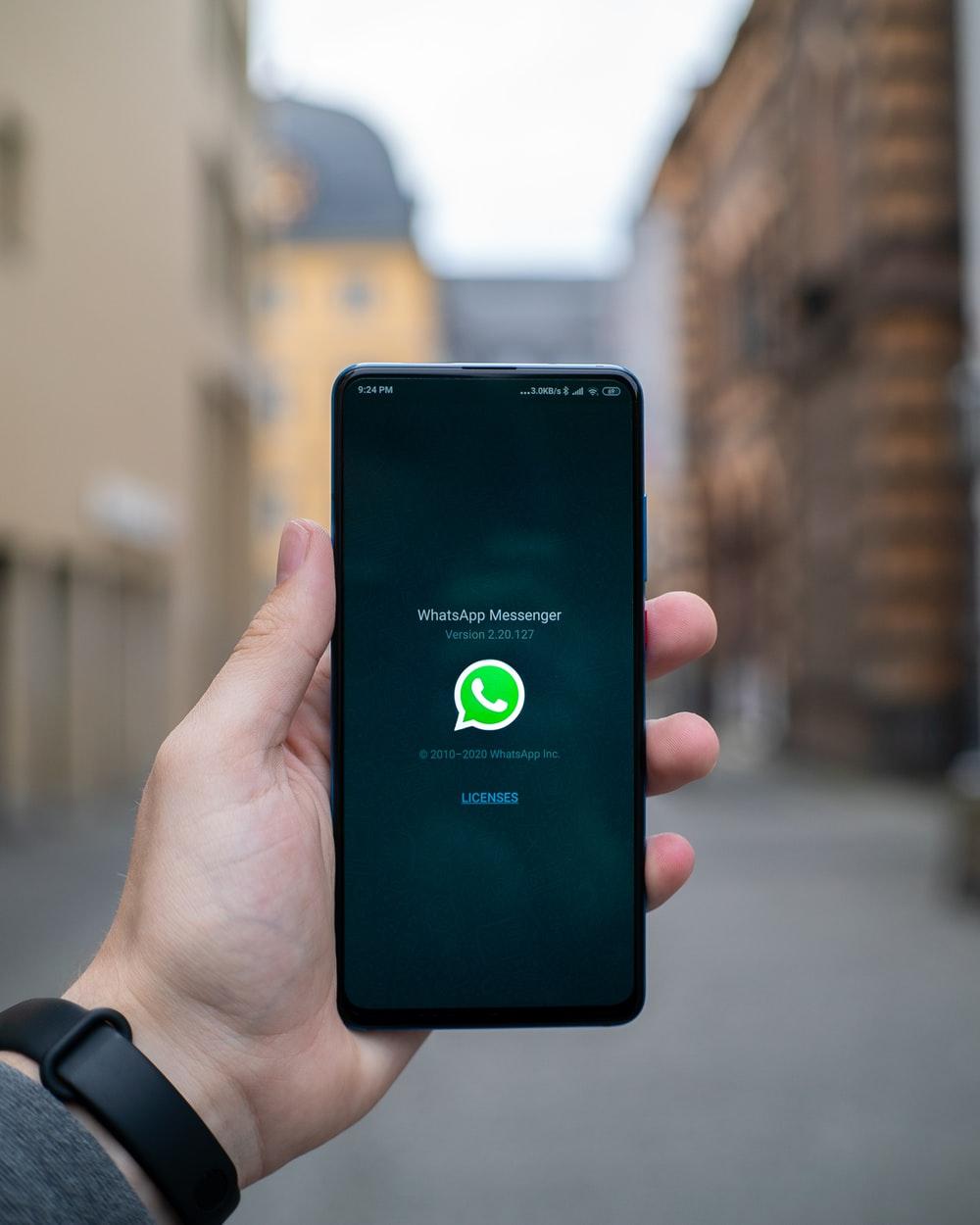 ترفند های اپلیکیشن پیام رسان واتس اپ